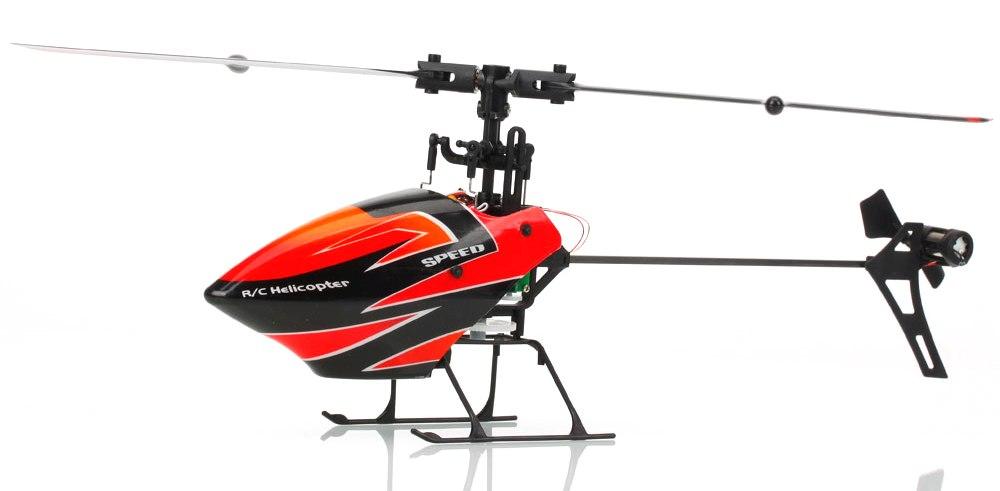 Мини и микро WL Toys Вертолёт 3D микро р/у 2.4GHz WL Toys V922 FBL (оранжевый)