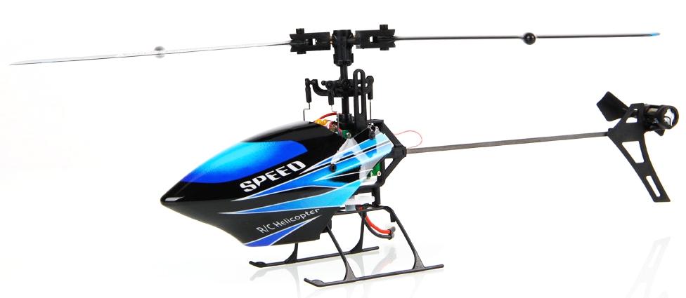 Мини и микро WL Toys Вертолёт 3D микро р/у 2.4GHz WL Toys V922 FBL (синий)