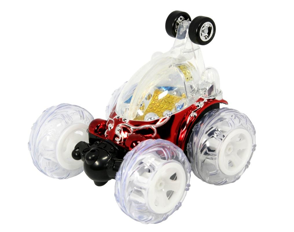 Для малышей LX Toys Перевёртыш на р/у Invincible Tornado (LX9029) с аккум. (красный)