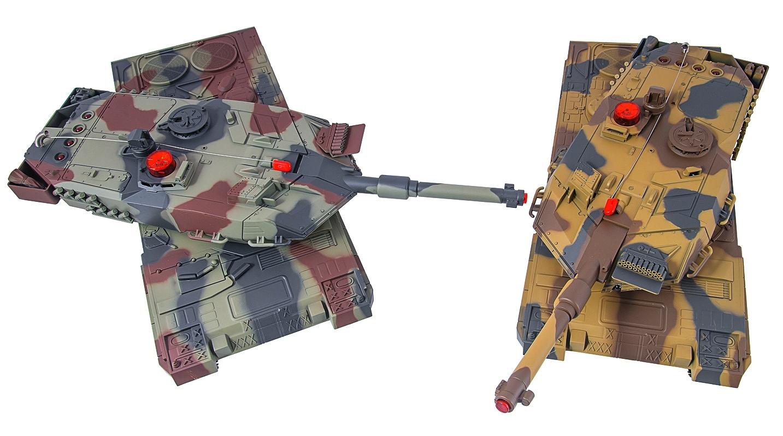 Комплекты для танкового боя HuanQi Танковый бой р/у 1:24 HuanQi 558