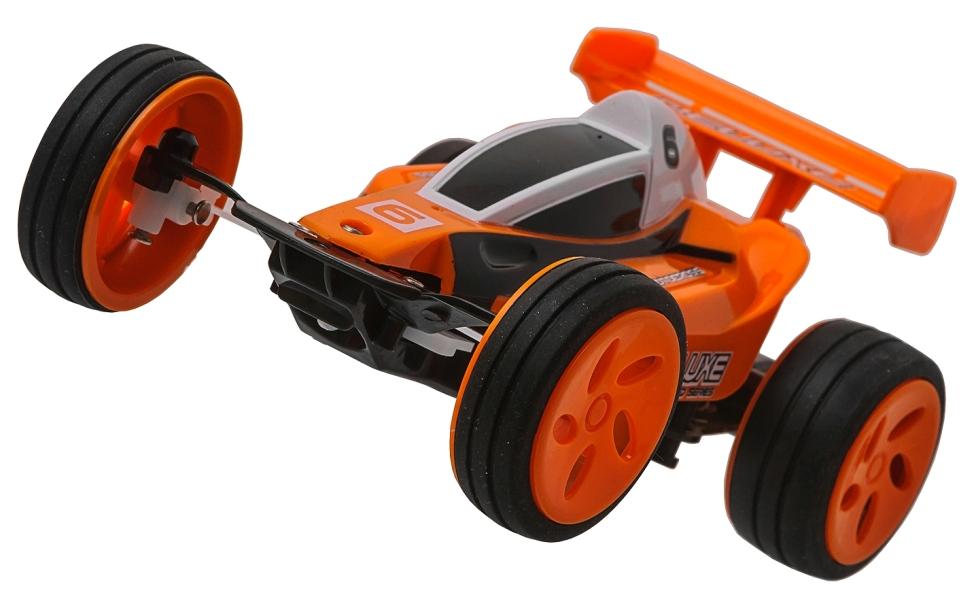 Масштабы 1:67 - 1:32 Fei Lun Багги микро р/у 2.4GHz 1:32 Fei Lun High Speed скоростная (оранжевый)