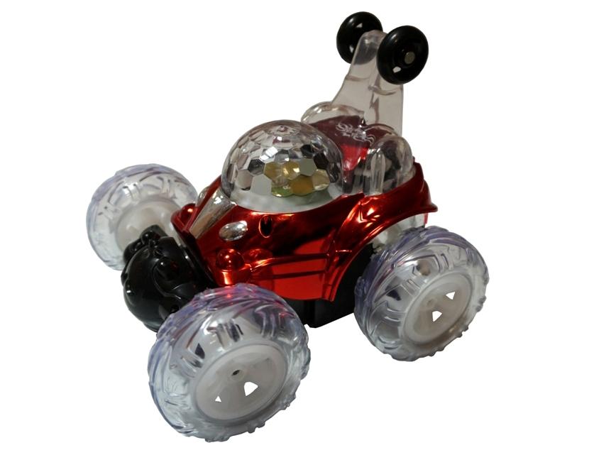 Для малышей LX Toys Перевёртыш на р/у мини Cool Lamp (LX9082) с аккум. (красный)