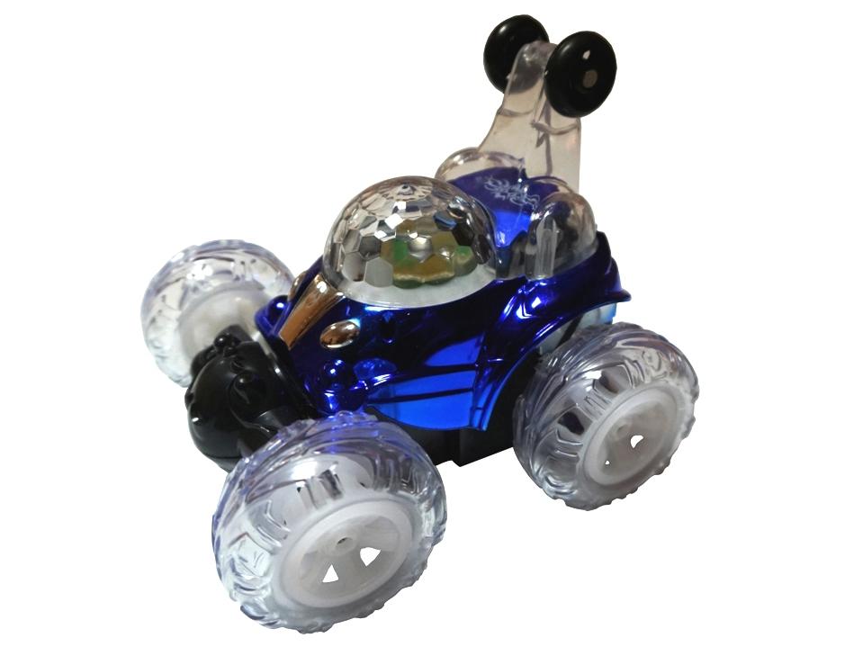 Для малышей LX Toys Перевёртыш на р/у мини Cool Lamp (LX9082) с аккум. (синий)