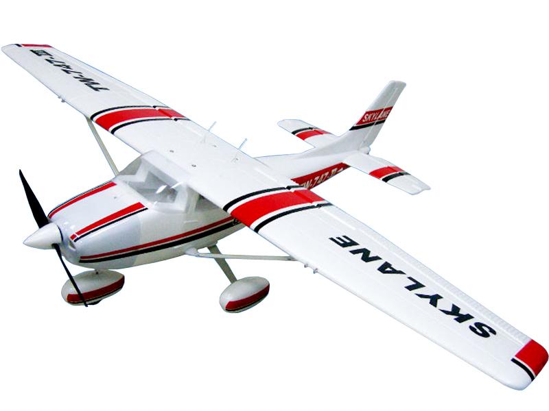 Почти готовые (ARF, PNP) VolantexRC Модель р/у 2.4GHz самолёта VolantexRC Cessna 182 Skylane (TW-747-3) 1560мм PNP