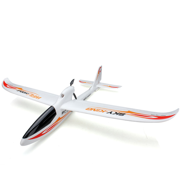Готовые к полету (RTF) WL Toys Планер 3-к р/у 2.4GHz WL Toys F959 Sky King