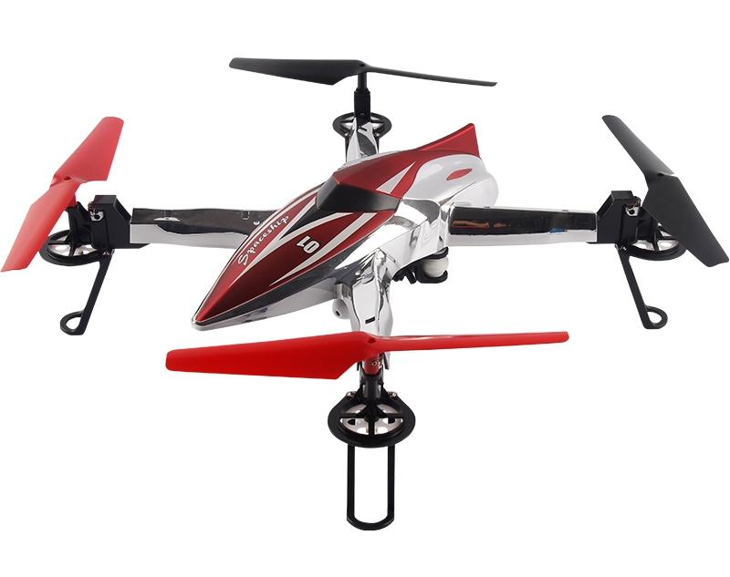 Большие WL Toys Квадрокоптер большой р/у 2.4ГГц WL Toys Q212G FPV Spaceship с барометром и FPV системой