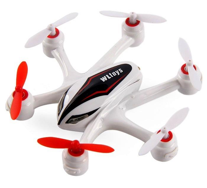 Мини WL Toys Гексакоптер мини р/у WL Toys Q282J с камерой HD 720p (белый)