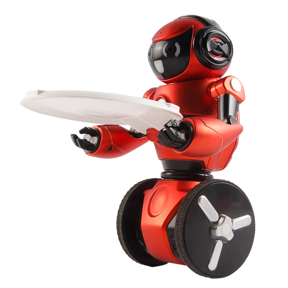 Роботы WL Toys Робот р/у WL Toys F1 с гиростабилизацией (красный)
