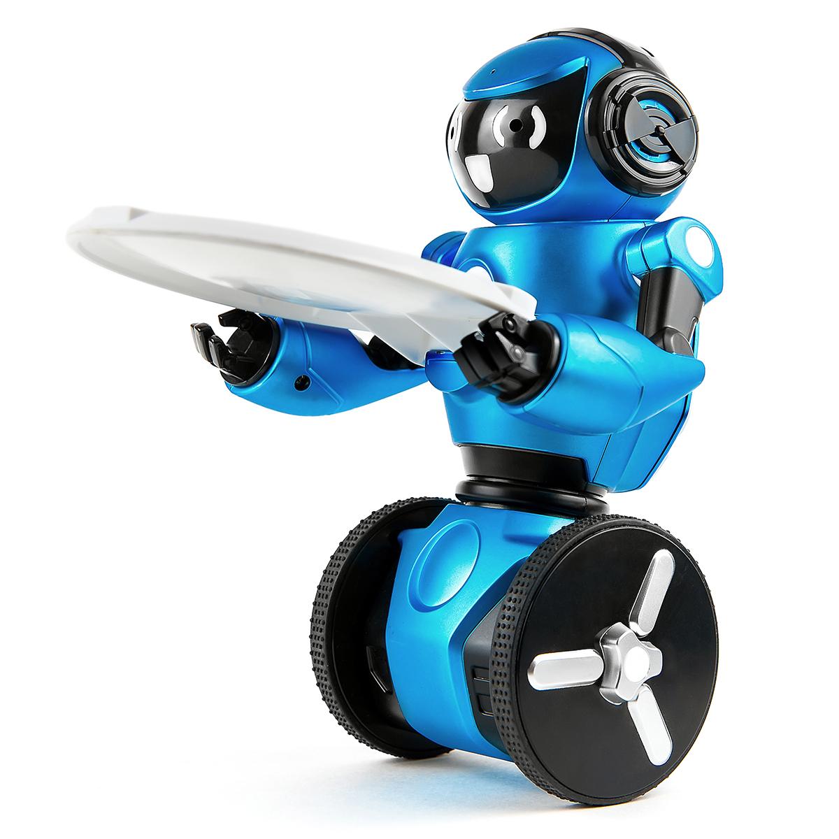 Роботы WL Toys Робот р/у WL Toys F1 с гиростабилизацией (синий)
