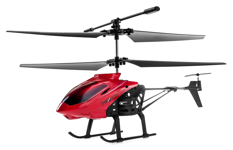 Микро Vitality Вертолёт 3-к микро и/к Vitality H40 (красный)
