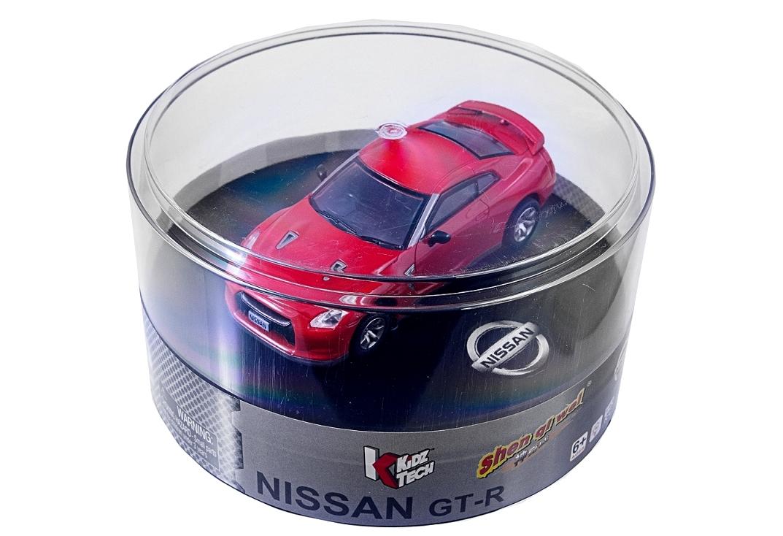 Масштабы 1:67 - 1:32 ShenQiWei Машинка микро р/у 1:43 лиценз. Nissan GT-R (красный)