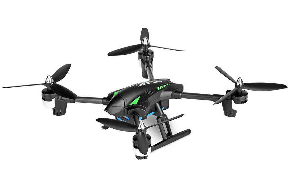 Большие WL Toys Квадрокоптер р/у WL Toys Q323-E Racing Drone с камерой Wi-Fi 720P