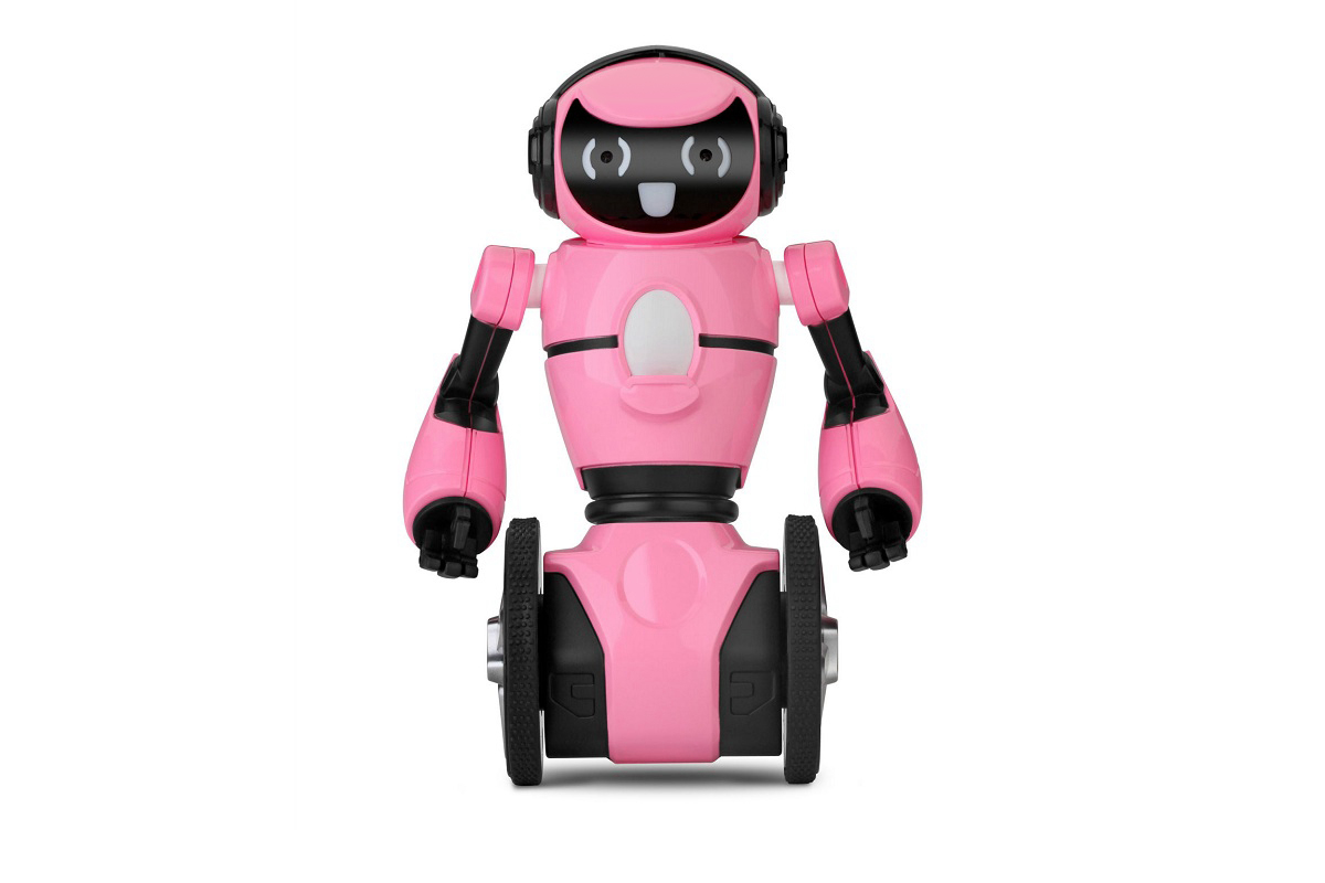 Роботы WL Toys Робот р/у WL Toys F1 с гиростабилизацией (розовый)