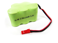 Ni-MH Battery (6V,1100mAH)