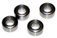 Team Magic 5x10x4mm Steel Bearing 4p