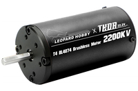 Team Magic THORxLeopard T4 4074 Brushless Motor 2200KV (22.2V)